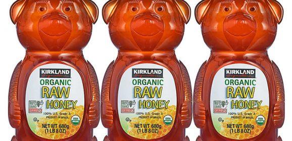 Honey has a natural bactericidal effect